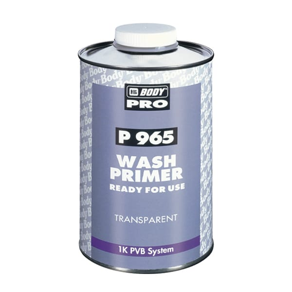HB BODY WASH PRIMER P 965 READY FOR USE